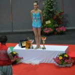 Campionessa assoluta italiana - Arezzo 2013