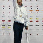 Campionessa assoluta italiana - Biella 2015