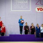 Campionessa assoluta italiana - Pesaro 2016