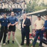 Cesena Saronno anno 98 / 99 - Campionato C1 girone A Saronno salvo Cesena in B