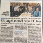 - 100 KM - Edoardo Zorzetto Responsabile dello staff tecnico