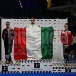 Campionessa italiana assoluta di ginnastica ritmica - Biella 2015