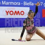 Ginnastica Ritmica Campionessa Italiana Assoluta - Biella 2015