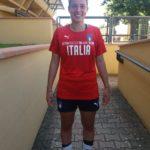Claudia Zorzetto convocazione nazionale under 17 coverciano settembre 2018