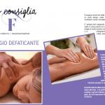 Edo consiglia - Massaggio defaticante