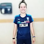 Claudia Zorzetto  stage nazionale under 16
