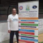 Ultramaratona  100 km  Seregno 15 / 04 / 2018 - Edoardo Zorzetto Responsabile dello staff tecnico