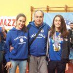 Silvia Mocellin Yamamay e Laura Pasquino Nazionale Italiana di volley femminile